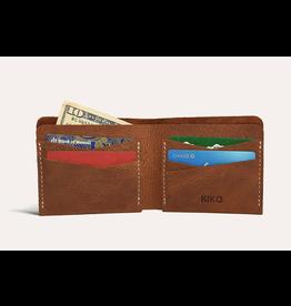 Kiko Buck Bifold Wallet