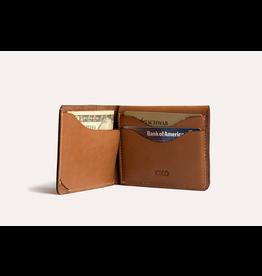 Kiko Leather Kiko Simplistic Leather Wallet