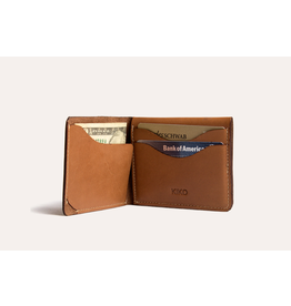 Kiko Leather Simplistic Leather Wallet