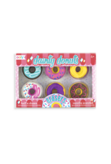 Donut Shaped Scented Erasers