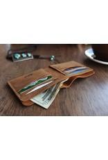 Kiko Leather Kiko Buck Bifold Wallet