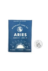 Aries Astrology Card Pack