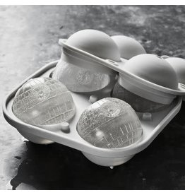 W & P Designs Death Star Ice Mold Set