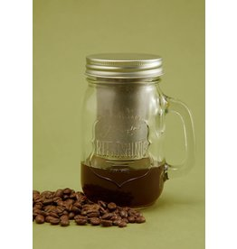 Kikkerland Mason Jar Coffee Kit