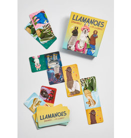 Chronicle Books Llamanoes