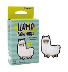 Fred & Friends Llama Bandages