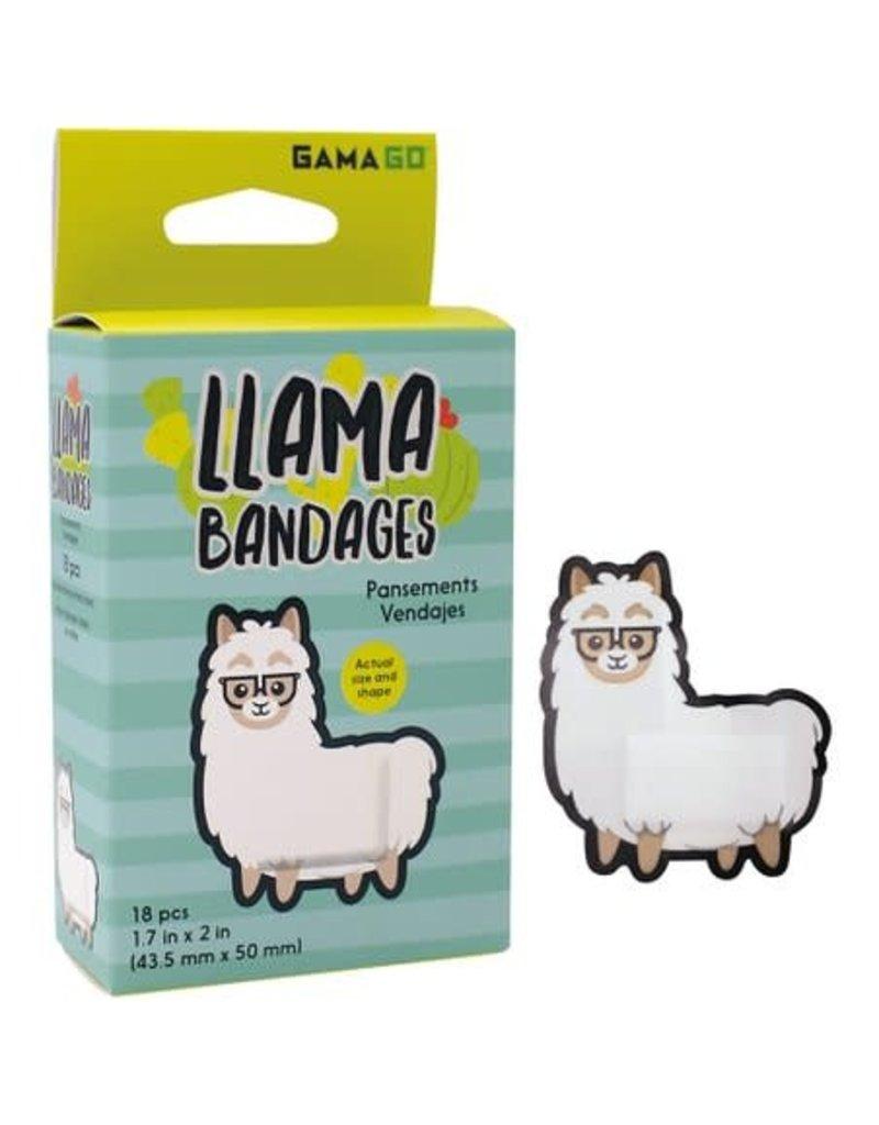 GamaGo Llama Bandages