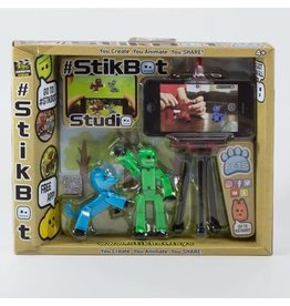 Hog Wild Stickbot Studio Pet