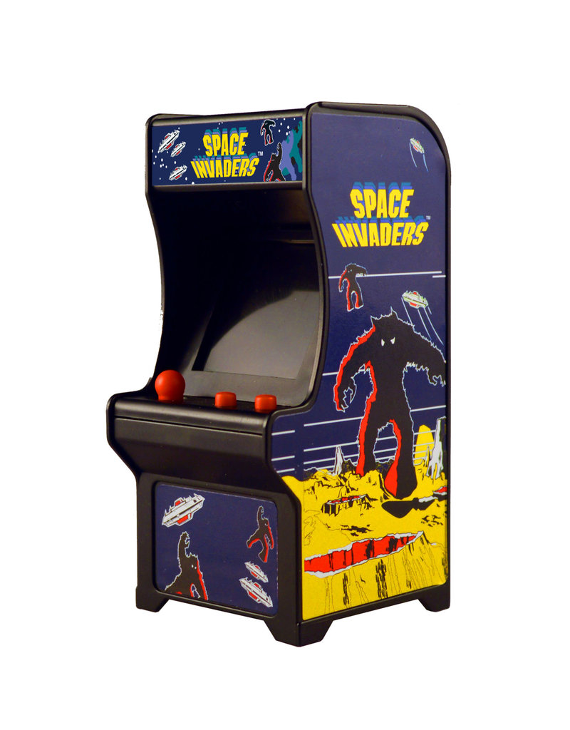 Tiny Space Invaders Arcade Game