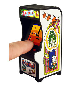 Tiny Dig Dug Arcade Game