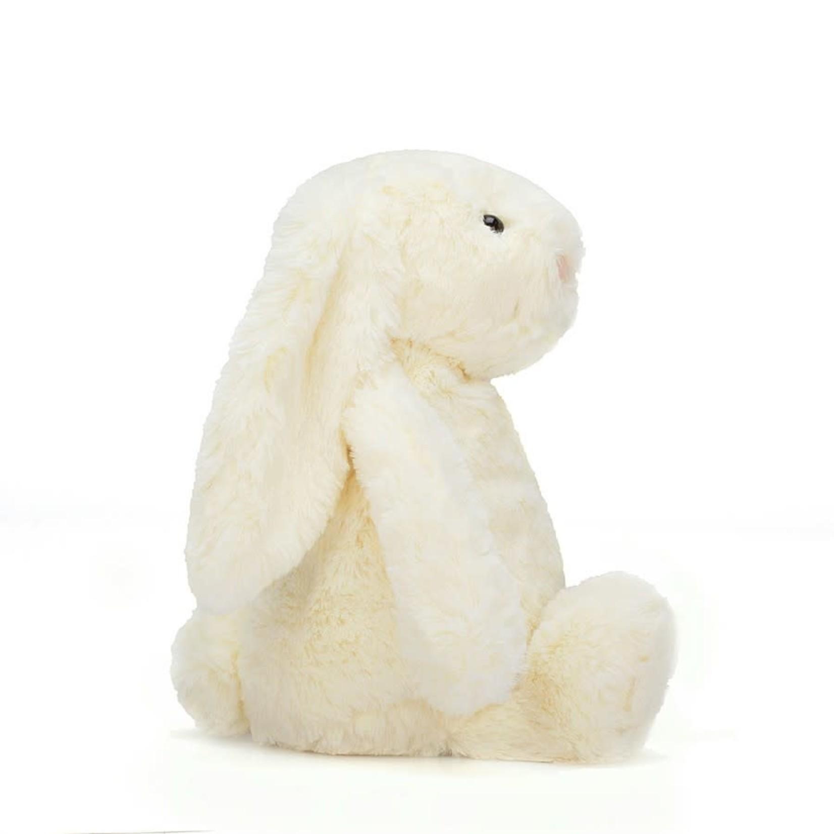 Jellycat Bashful Cream Bunny