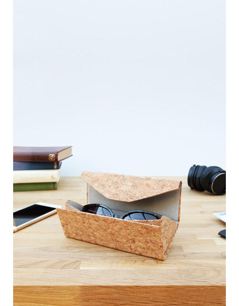 Cork Sunglasses Case
