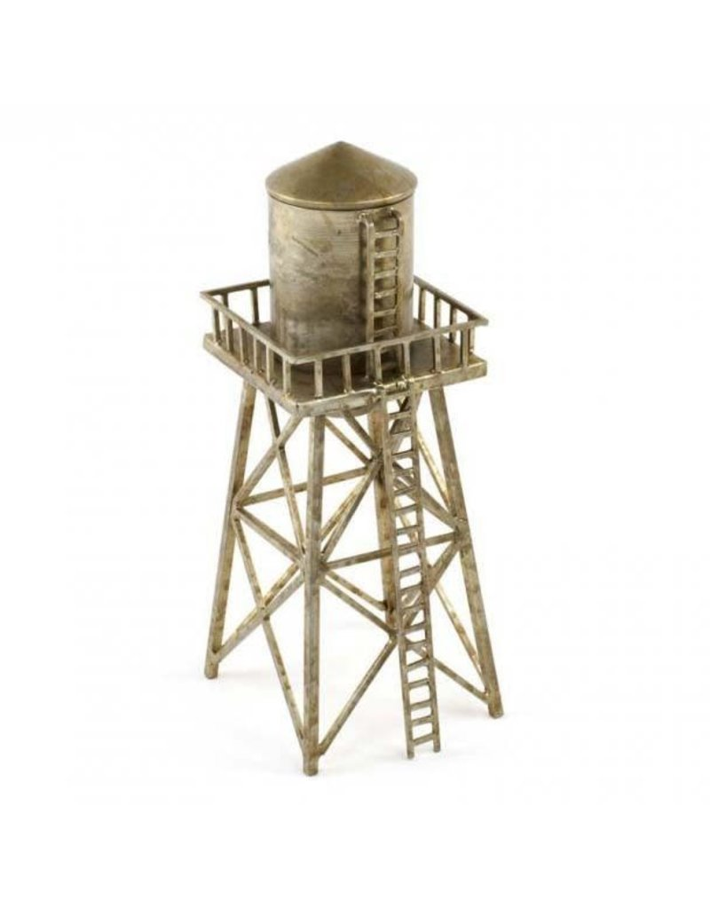 Water Tower Decorative Container