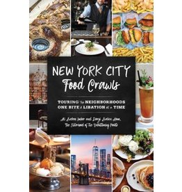 National Book Network New York City Food Crawls