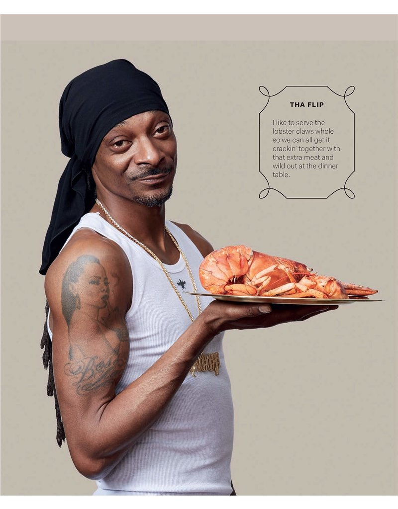 Chronicle Books Snoop Dogg's From Crook to Cook