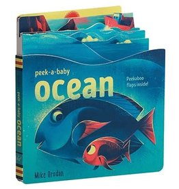 Chronicle Books Peek-A-Baby Ocean