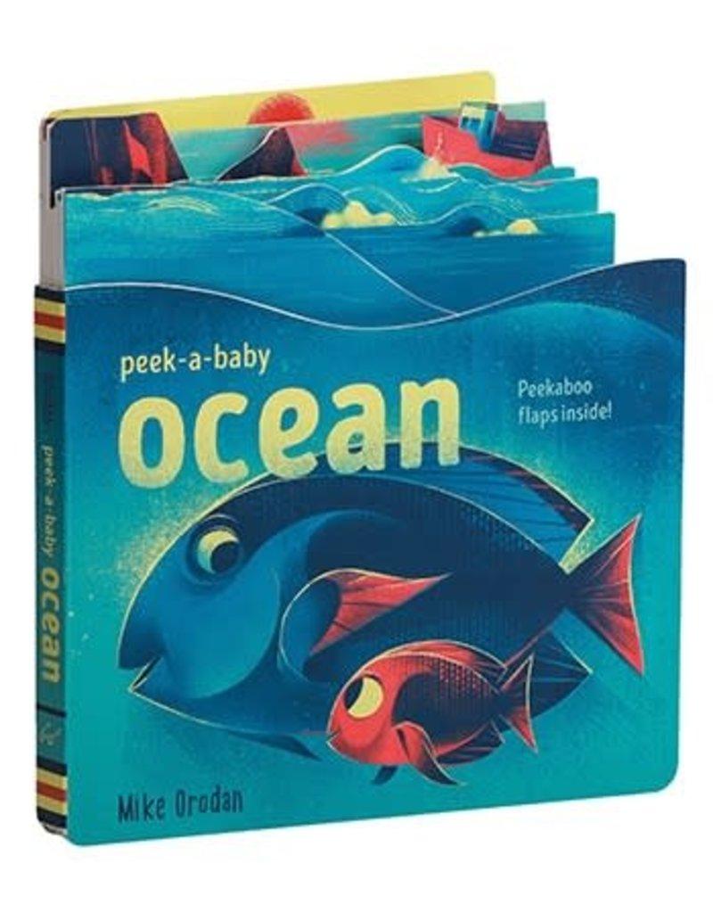 Chronicle Books Peek-A-Baby Ocean
