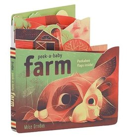 Chronicle Books Peek-A-Baby Farm