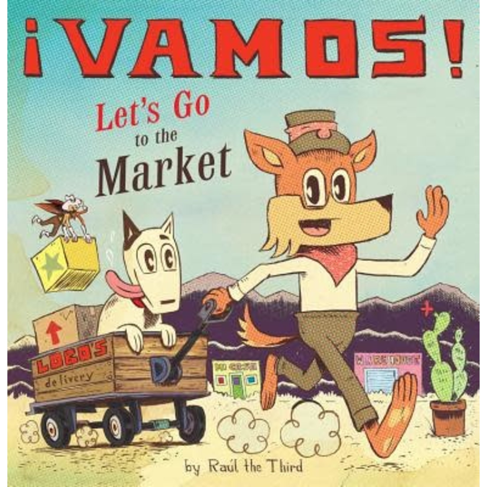 HarperCollins Vamos! Let's Go to the Market