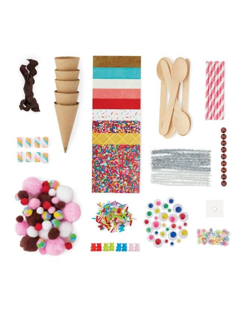Kid Made Modern Ice Cream Craft Kit