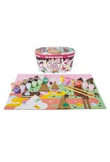 Kid Made Modern Ice Cream Paint By Letters Puzzle