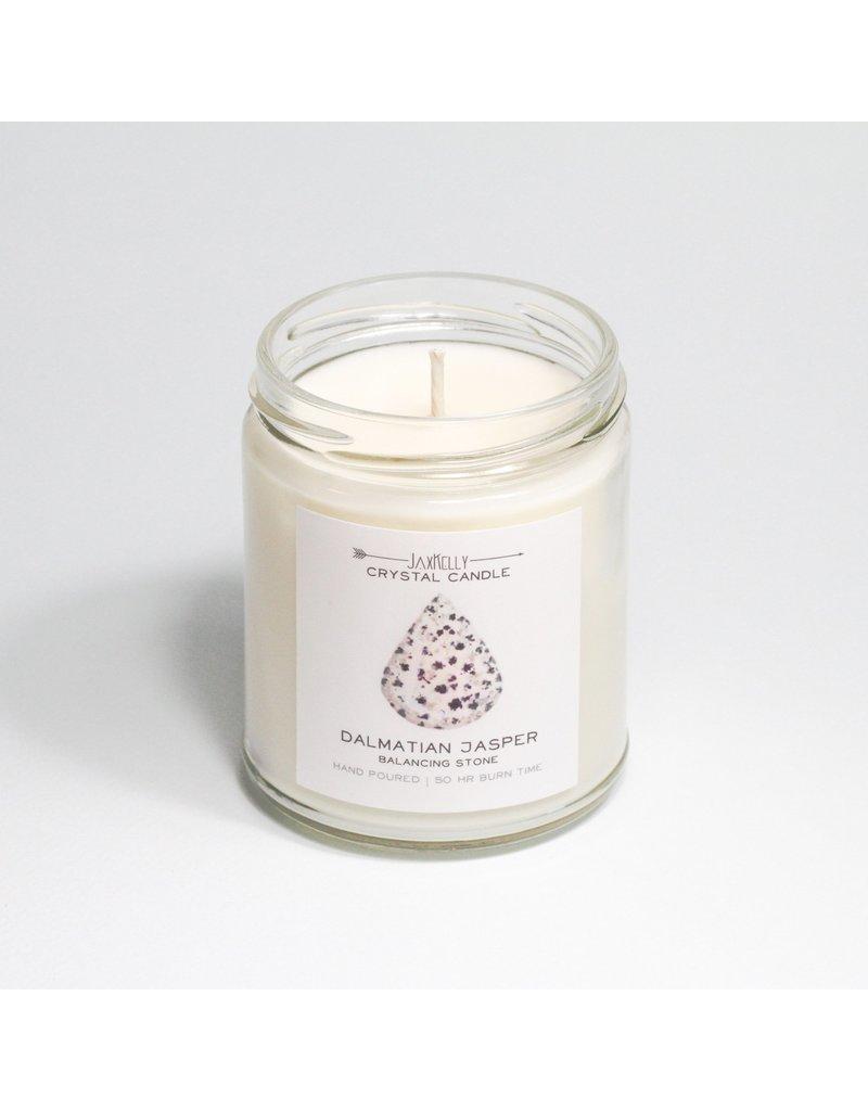 Jaxkelly Crystal Candles