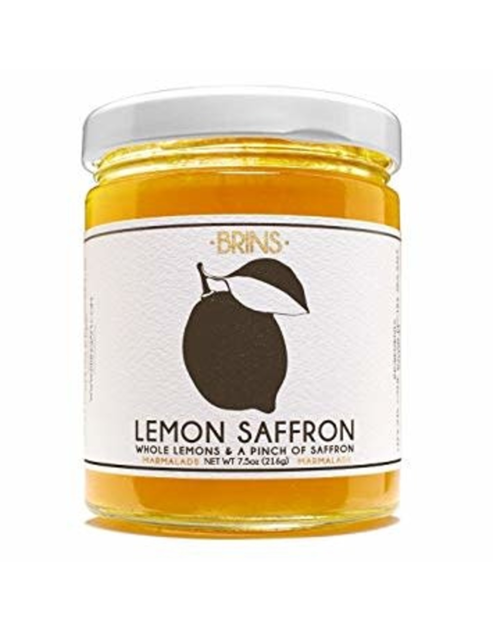 Brins Brins Lemon Saffron Marmalade