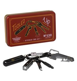 Gentleman's Hardware Keychain Multi-Tool Kit