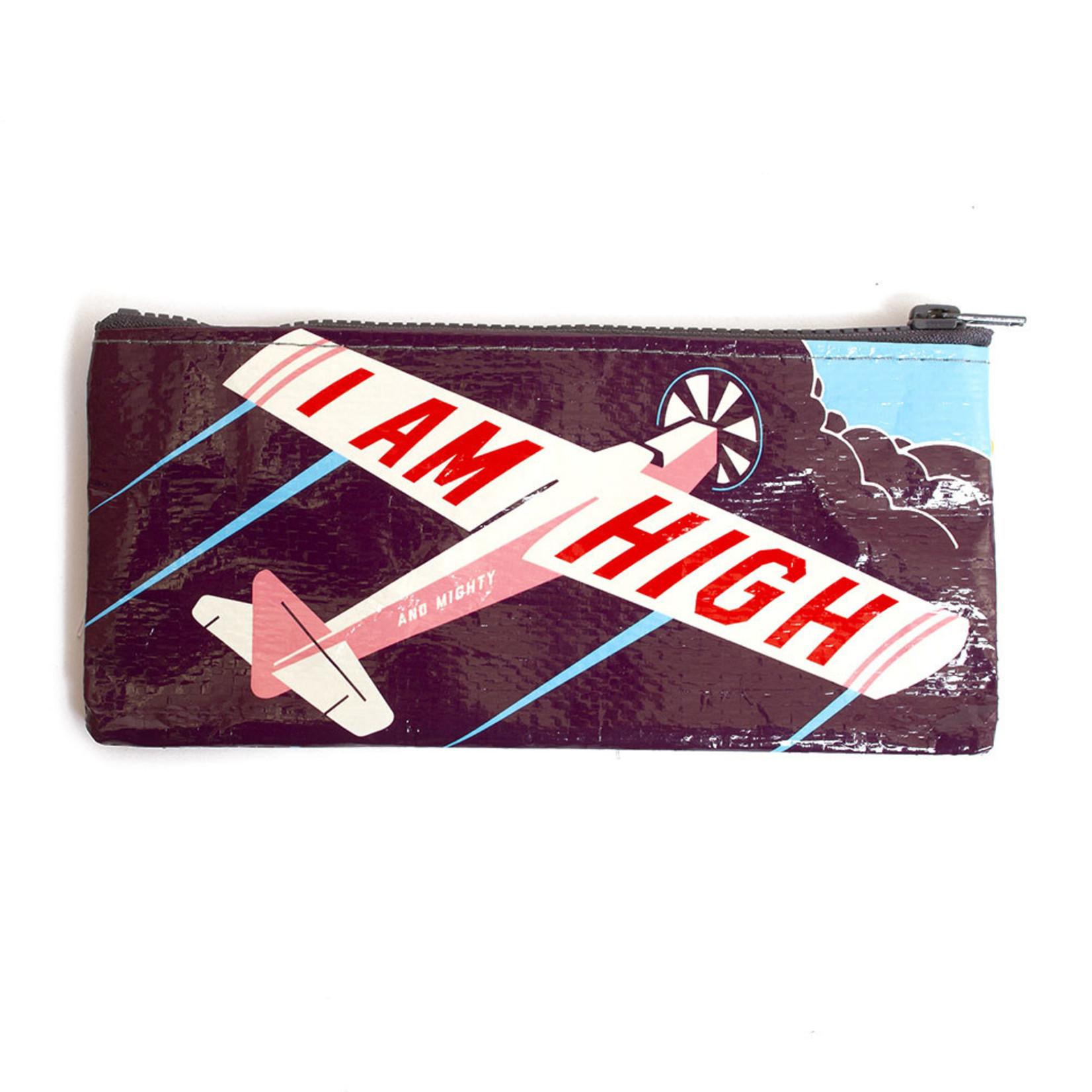 Blue Q I Am High Pencil Case
