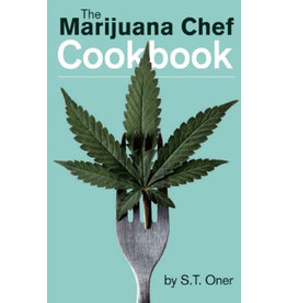 Ingram Publisher The Marijuana Chef Cookbook