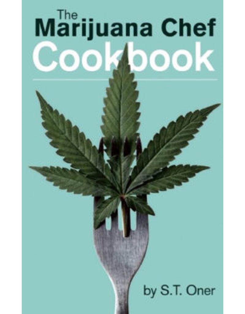 Ingram Publisher The Marijuana Chef Cookbook