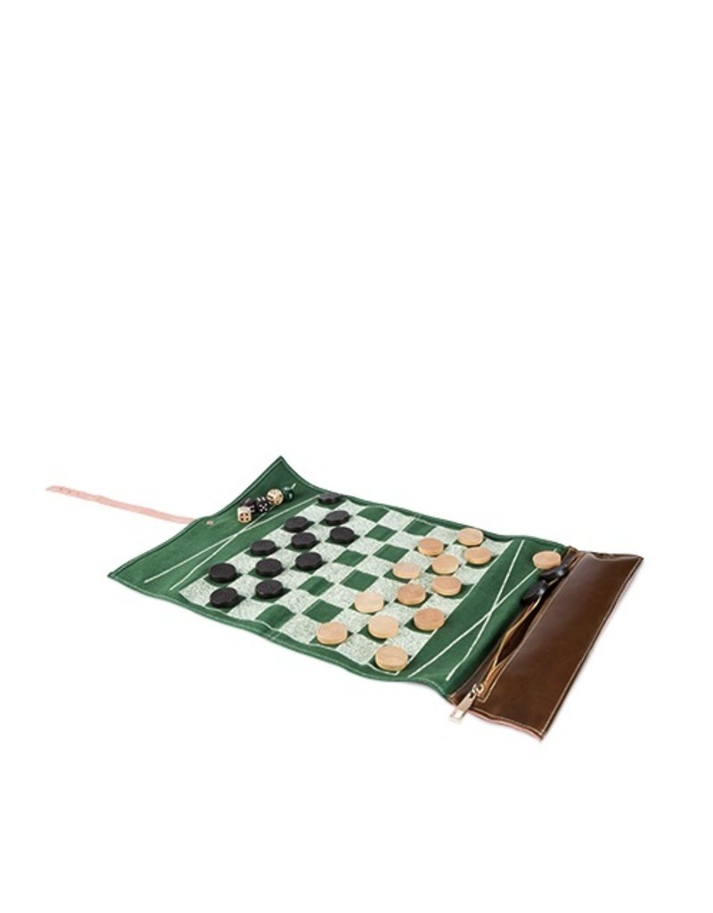 Foster and Rye Classic Games Travel Set