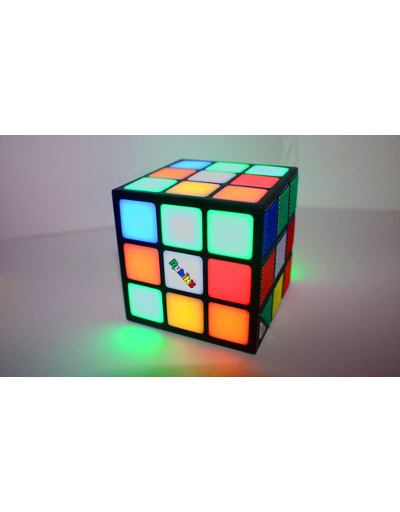 Rubik's Rubik's LED Speaker Light