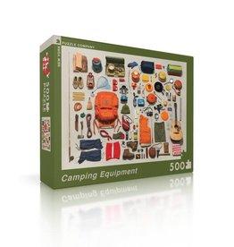Puzzle - Camping Equipment
