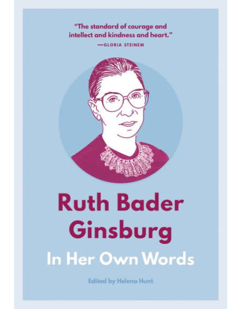 Ingram Publisher RBG In Her Own Words