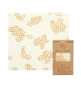 Bees Wrap Single Large Wrap - Honeycomb