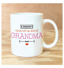 Rock Scissor Paper Awesome Grandma Mug