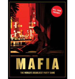 Chronicle Books Mafia Party Game