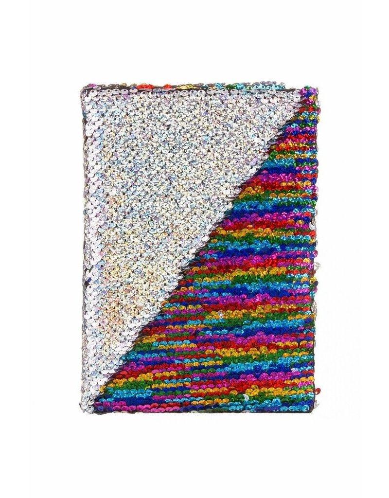 Unicorn Sequin Notebook