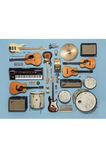 New York Puzzle Company Instrument Collection Puzzle