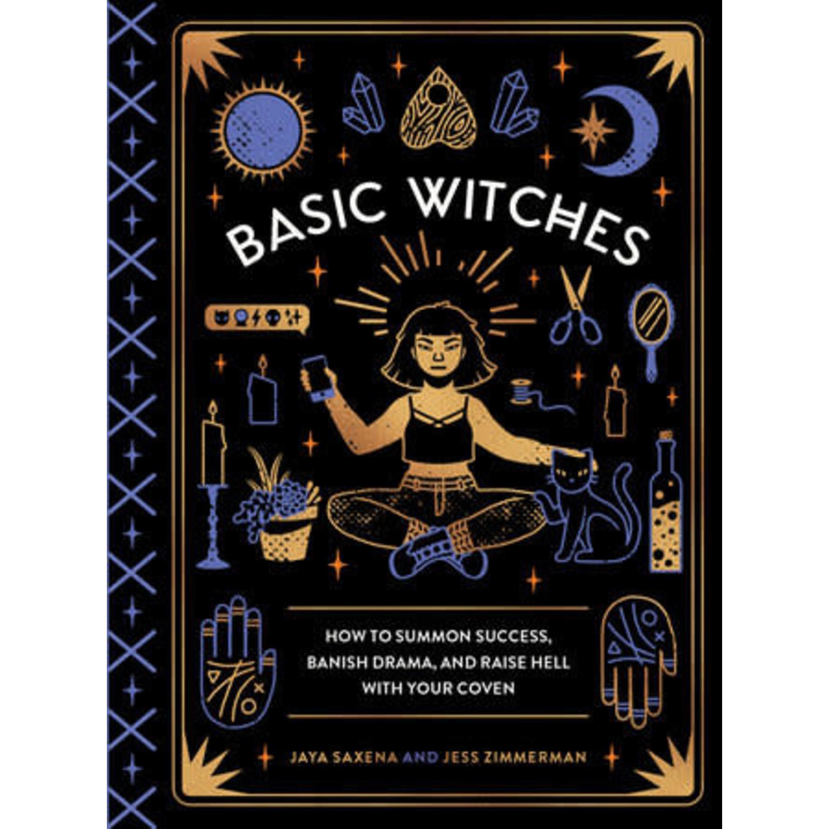 Penguin Random House Basic Witches