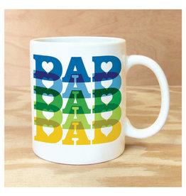 Dad Dad Dad Mug
