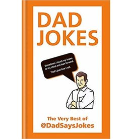 Chronicle Books Dad Jokes Book