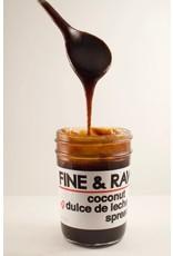 Fine & Raw Coconut Dulce de Leche Spread