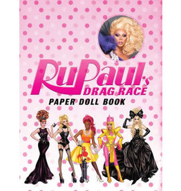 Simon and Schuster RuPaul's Drag Race Paper Doll Book