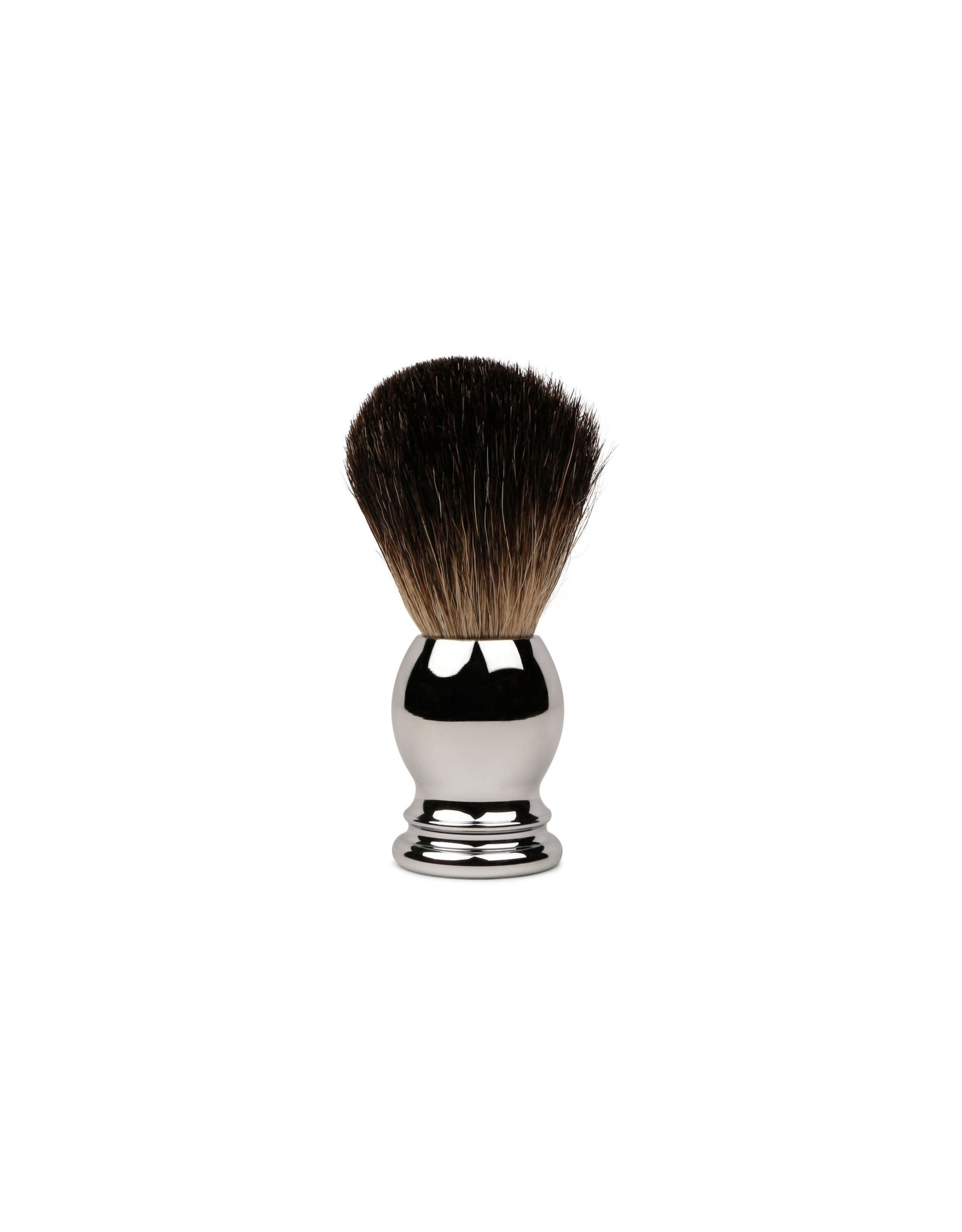 Olivina Men Shave Brush W/ Chrome Handle