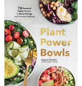 Penguin Random House Plant Power Bowls