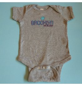 Brooklyn Disco 6-12 M Onesie