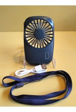 Kikkerland Pocket Tornado Mini Fan