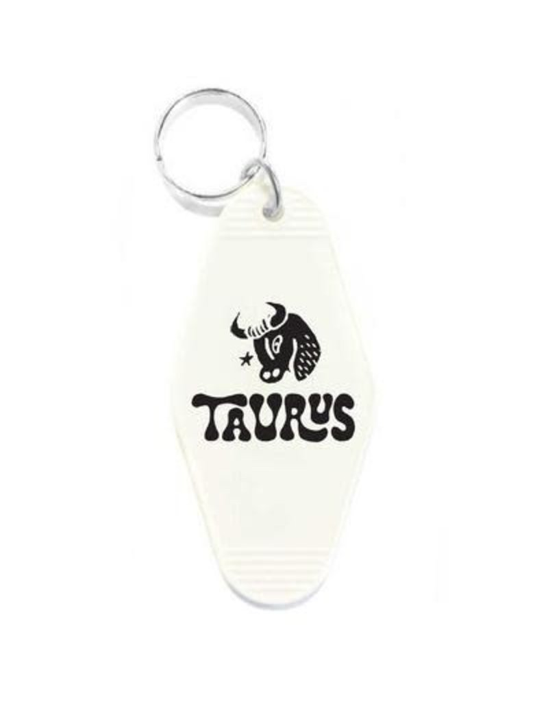 Three Potato Four Zodiac Sign Keychain